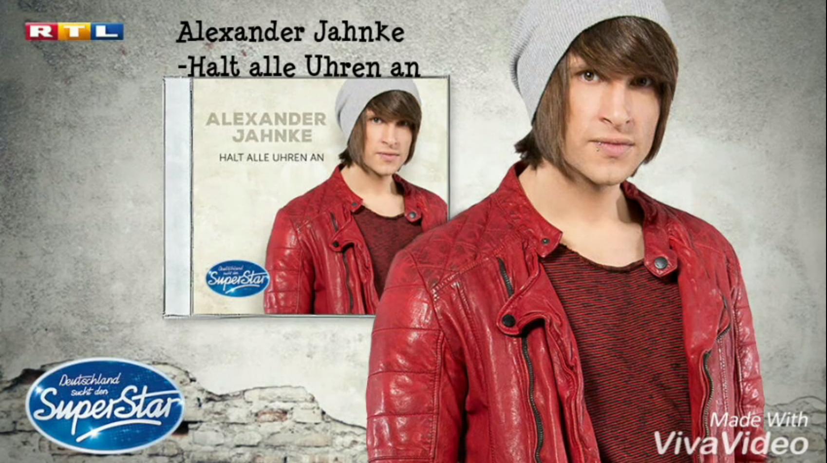 Alexander Jahnke / DSDS Finale